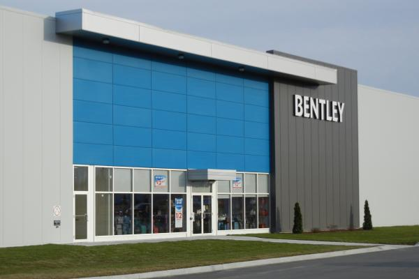 Bentley Warehouse and Store