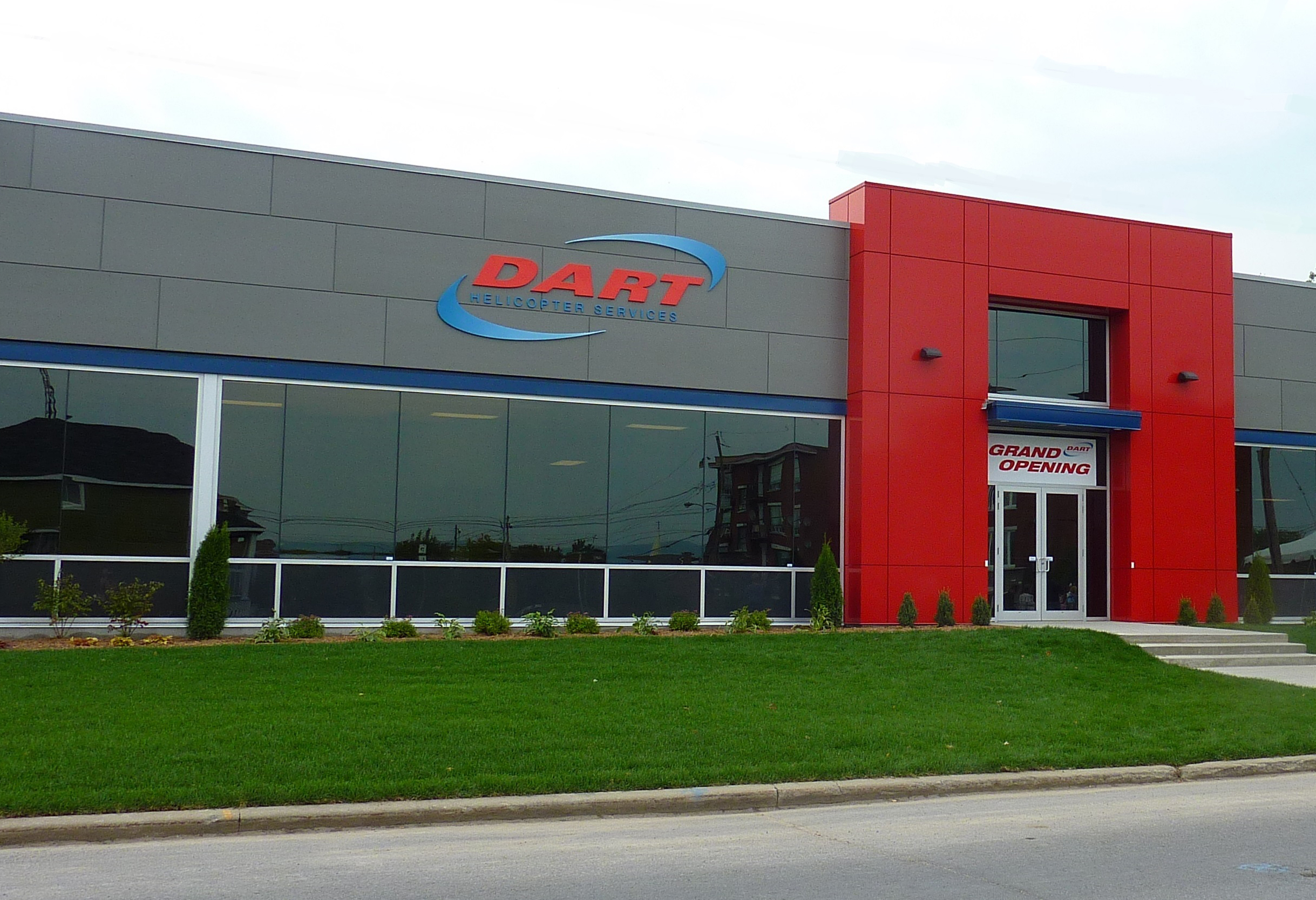 DART Aerospace – Addition